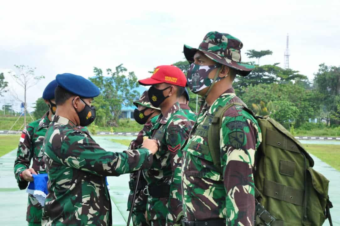 """Koopsau III Gelar Latihan Survival Tempur """"Digdaya Yudha"""" dan """"Egress Procedure"""" Tahun 2021 Di Wilayah Samofa Biak """""""