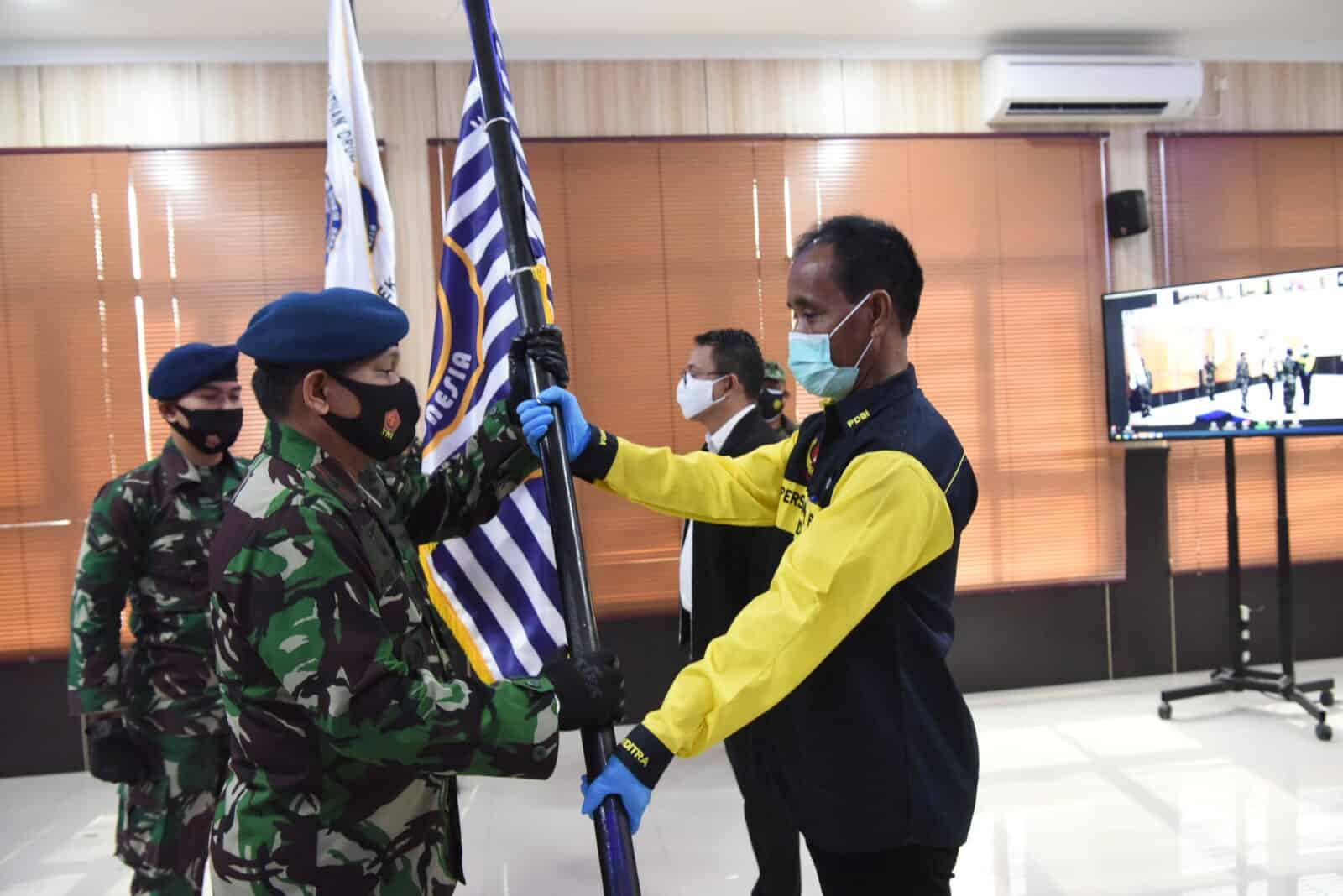 Danlanud Rsn, PDBI Tetap Konsisten Perkuat Drum Band Riau