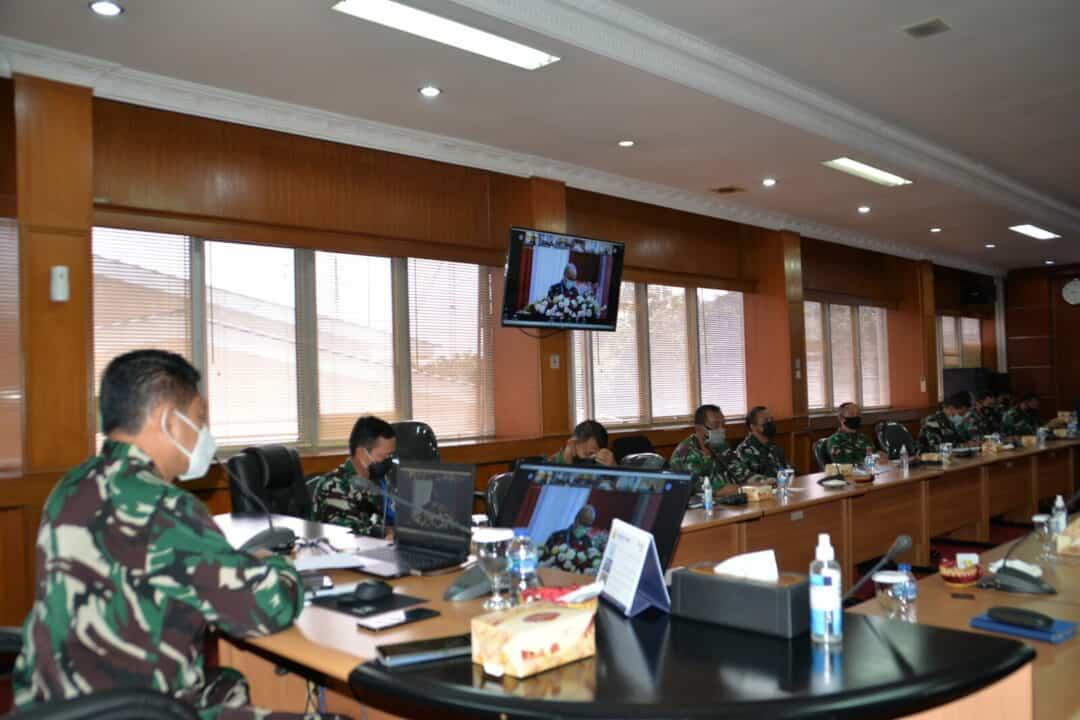 Pangkohanudnas dan Pejabat Kohanudnas Mengikuti Seminar Internasional Air Power