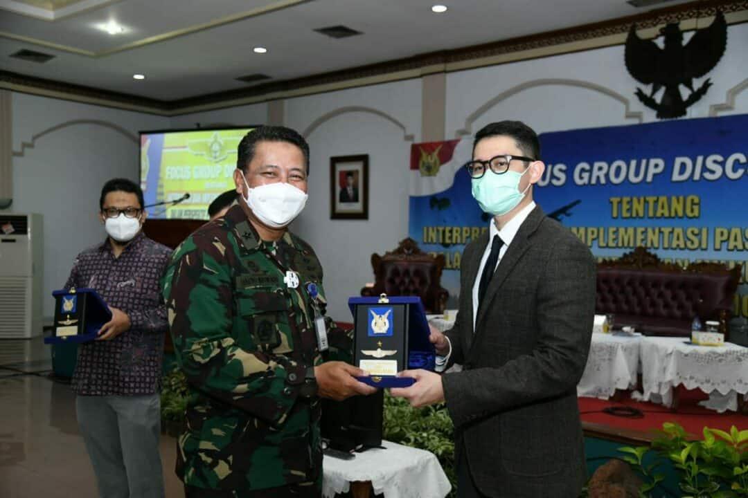 Aspotdirga Kasau: Indonesia sebagai Negara Kepulauan Memiliki Konsekuensi Hukum