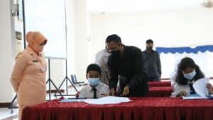 Ujian Mental Ideologi Seleksi PPDB SMA Pradita Dirgantara