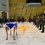 Kasau Pimpin Pergantian Empat Pejabat TNI AU dan Peresmian Validasi Organisasi Kodiklatau serta Lanud Tipe A