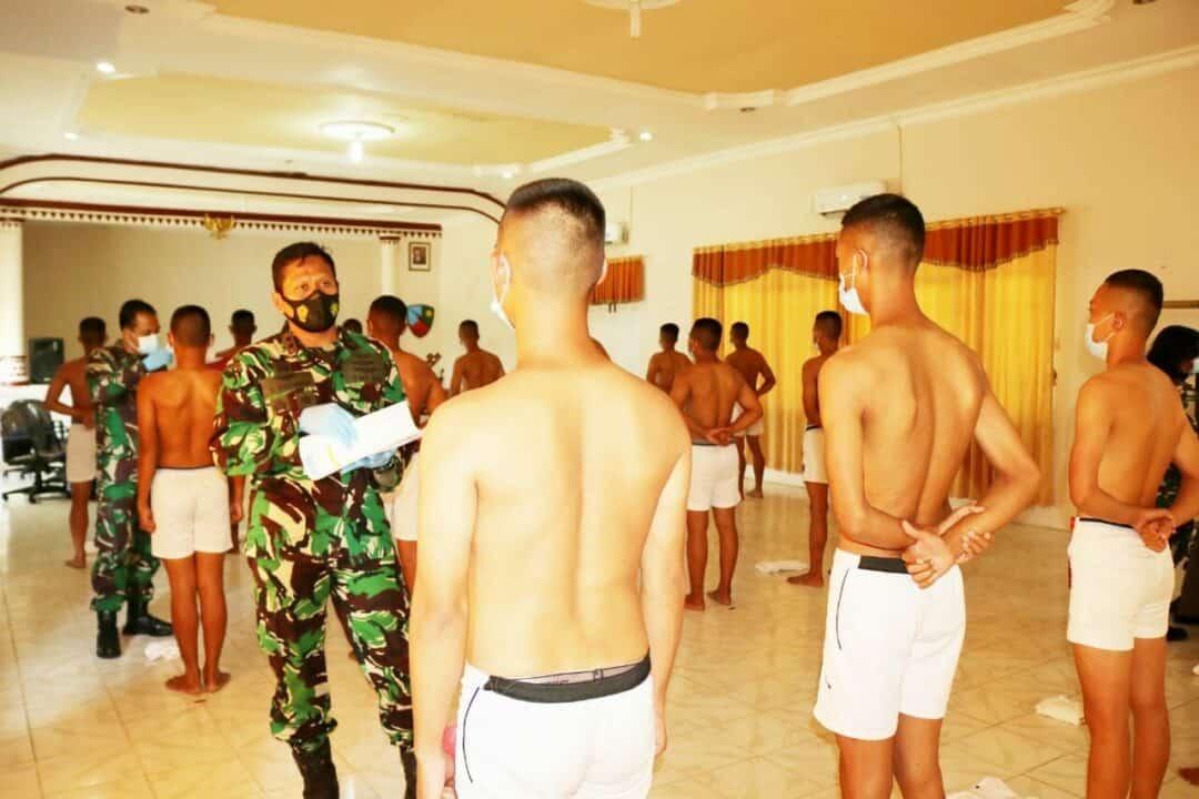 Danlanud Pangeran M. Bun Yamin Pimpin Langsung Pantukhir Tamtama Gelombang II
