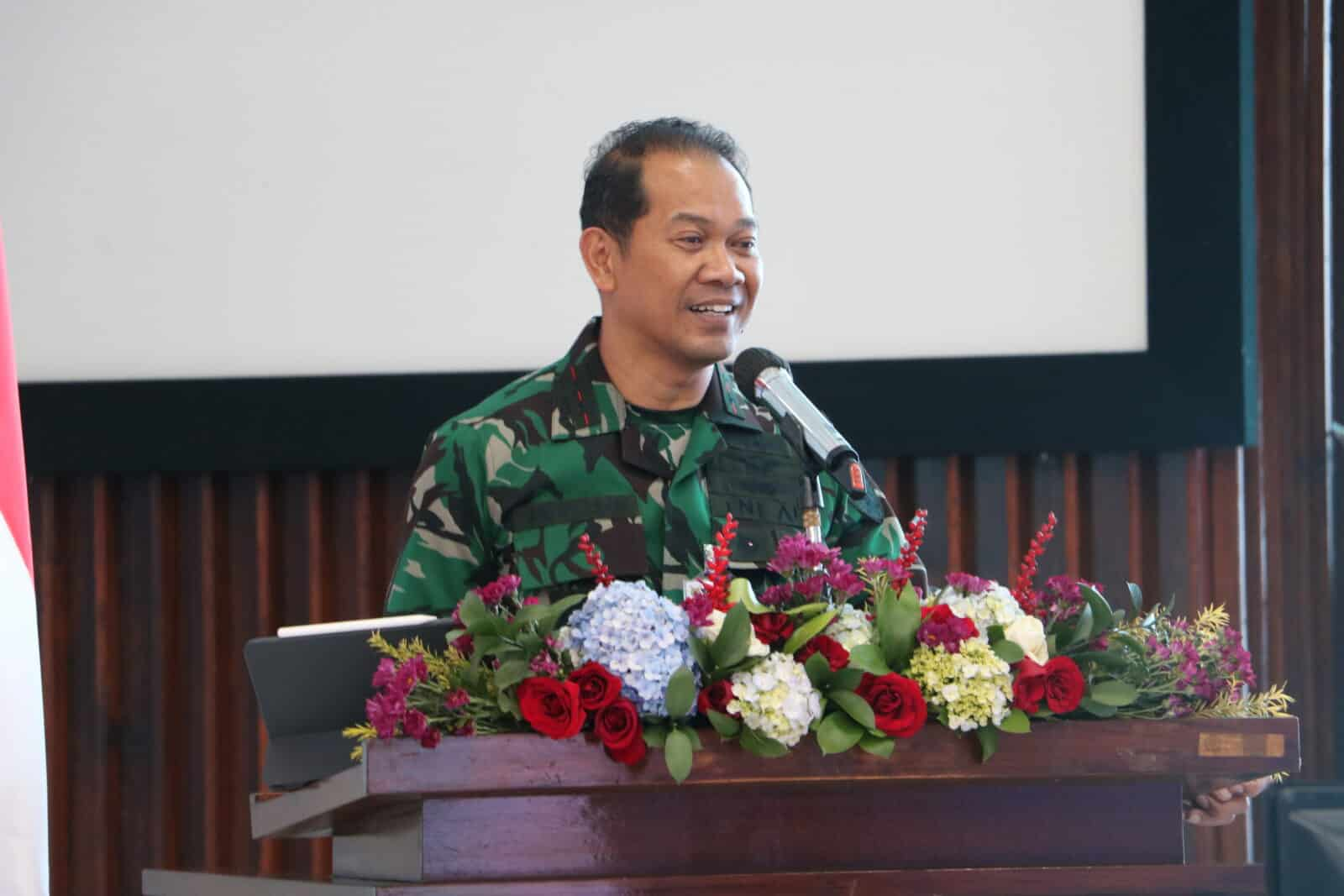 Danseskoau : Effect Base Operation Hancurkan Niat Musuh Bertempur