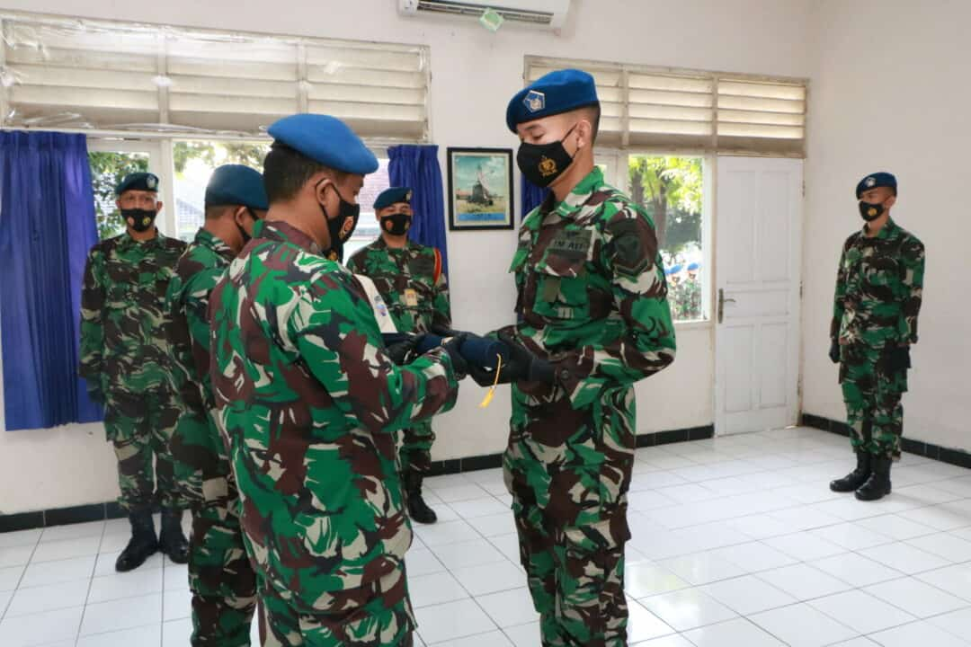 Serda Muhammad Ranif Lulusan Terbaik Sejurla Radar Darat Thomson Angkatan Ke- 36