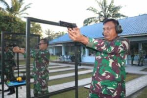 Kosekhanudnas III Latihan Menembak