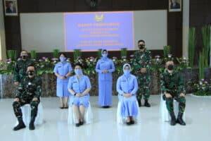 Rapat Paripurna PIA AG Cab.7/D.II Lanud Sultan Hasanuddin