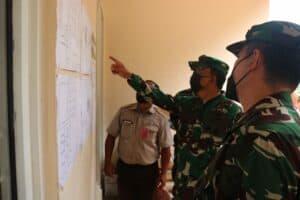 Pangkoopsau I dan Ketua Yasarini Daerah I Koopsau I Tinjau Sekolah-Sekolah Angkasa di Lanud Halim