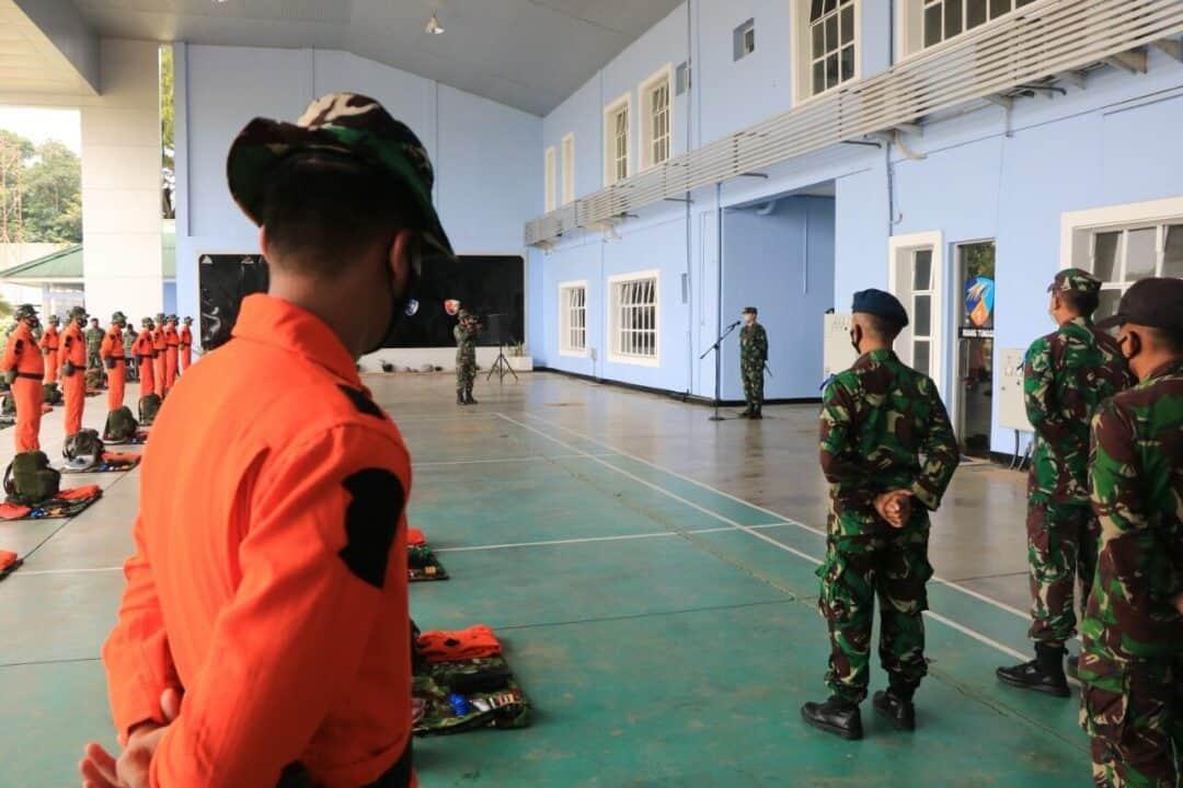 Danlanud Halim: Laksanakan Latihan Survival Dengan Sungguh-Sungguh