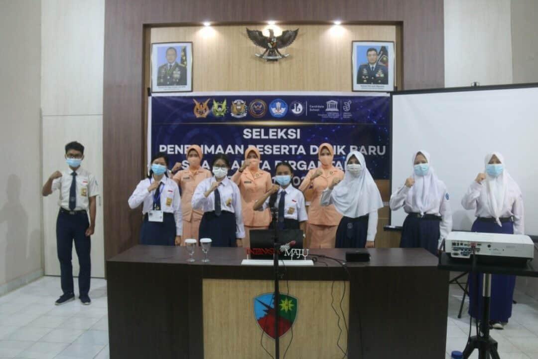 7 Calon Siswa dan Siswi Perwakilan Tanjungpinang-Bintan Ikuti Tes Seleksi Tahap I SMA Pradita Digantara Tahun 2021/2022