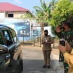 Danlanud RHF Terima Kunjungan Silaturahmi Gubernur dan Wakil Gubernur Kepri Periode 2021-2024