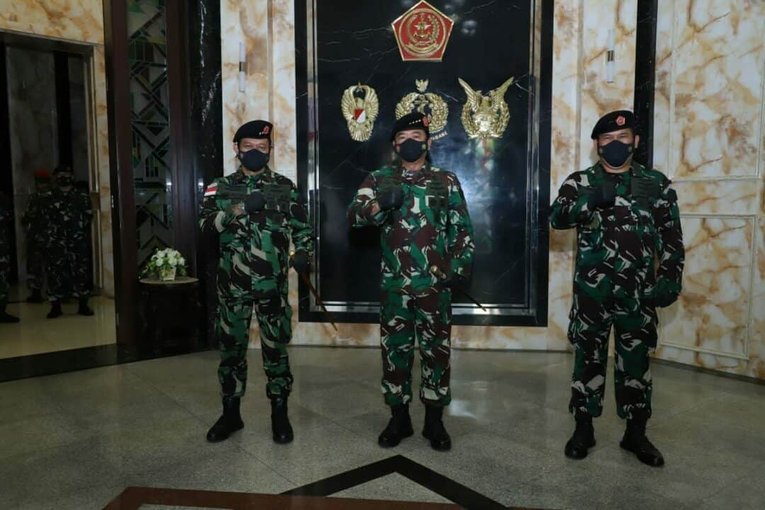 Marsda TNI Ir. Novyan Samyoga Resmi Jabat Pangkohanudnas