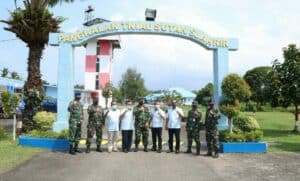 Ketua Umum Fasi Provinsi Sumbar Terima Kunjungan Ketua Koni Provinsi Sumbar