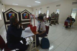Calon Siswa-Siswi SMA Pradita Dirgantara Lanud Halim Selesai Laksanakan Seleksi PPDB