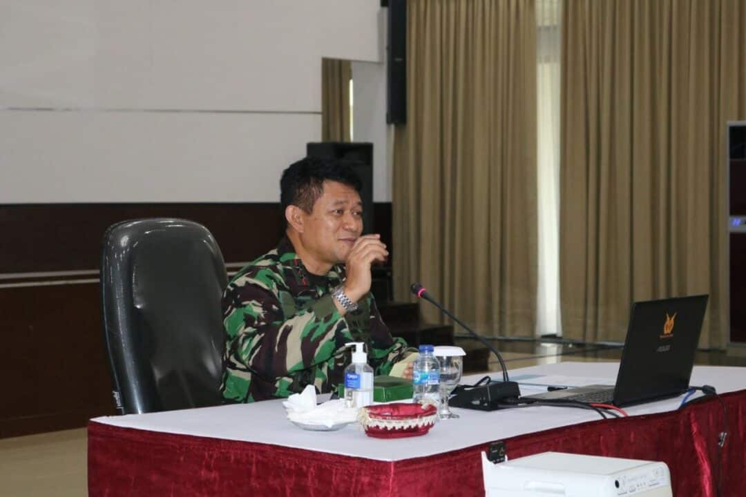 Entry Briefing, Pangkohanudnas: Tingkatkan Profesionalisme dan Kesamaptaan Personel Kohanudnas dan Jajaran