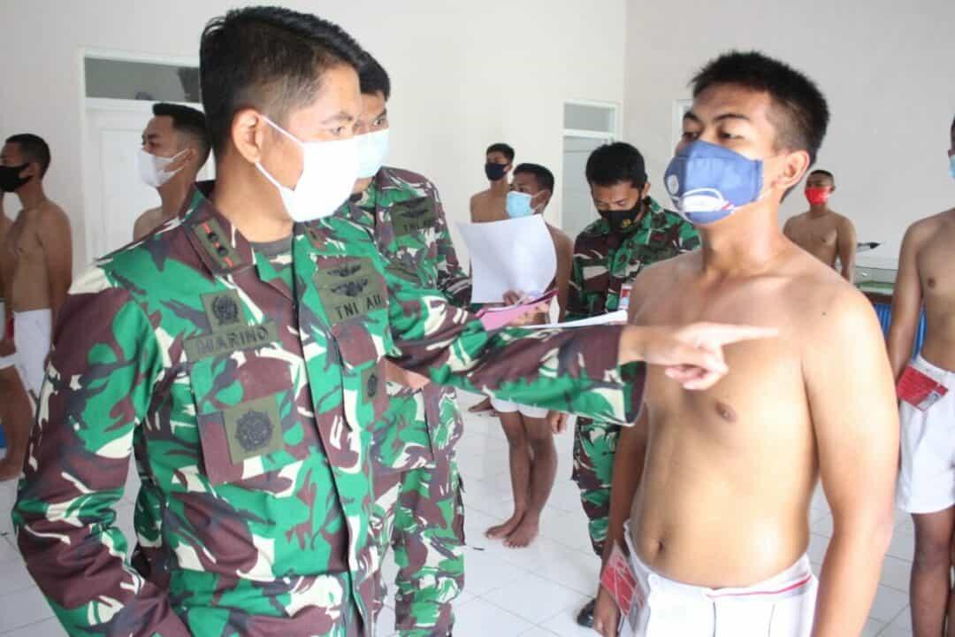Pantukhirda Casis Tamtama PK TA. 2021 di Lanud J.B. Soedirman