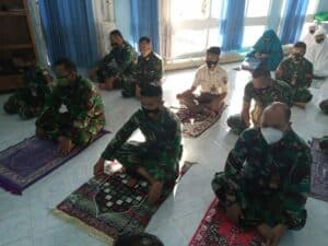Tingkatkan Iman dan Ketaqwaan, doa bersama satuan jajaran rutin digelar di Lanud Adisutjipto