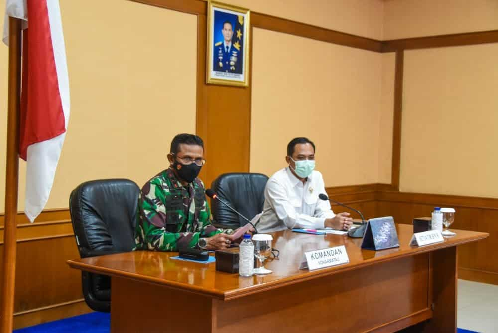 Pemeriksaan Atas Laporan keuangan Kementrian Pertahanan dan TNI Tahun 2020 Pada Unit Organisasi TNI AU di Makoharmatau