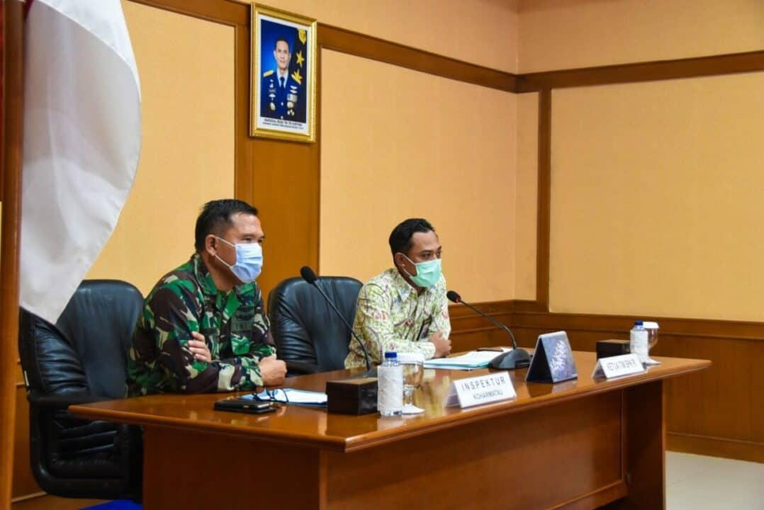 EXIT MEETING TIM BPK RI DI MAKOHARMATAU