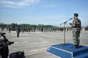 Tingkatkan kemampuan peorangan dan satuan, Lanud Adisutjipto gelar latihan pertahanan pangkalan