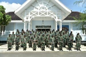 Tahap III Pendidikan Terbang PSDP TNI A-33 / Sekbang Angkatan ke-100 resmi dibuka.