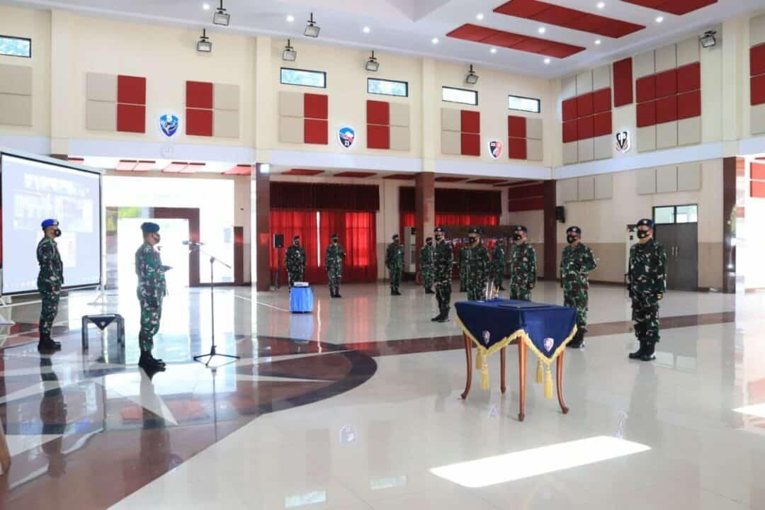 Kolonel Pnb M. Yulmaizir Chaniago Jabat Komandan Lanud Sjamsudin Noor Banjarmasin