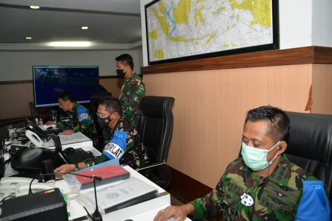"""Pelihara Integritas dan Kedaulatan Wilayah Udara Nasional, Kosekhanudnas I Gelar Latihan Cakra """"A-21"""""""