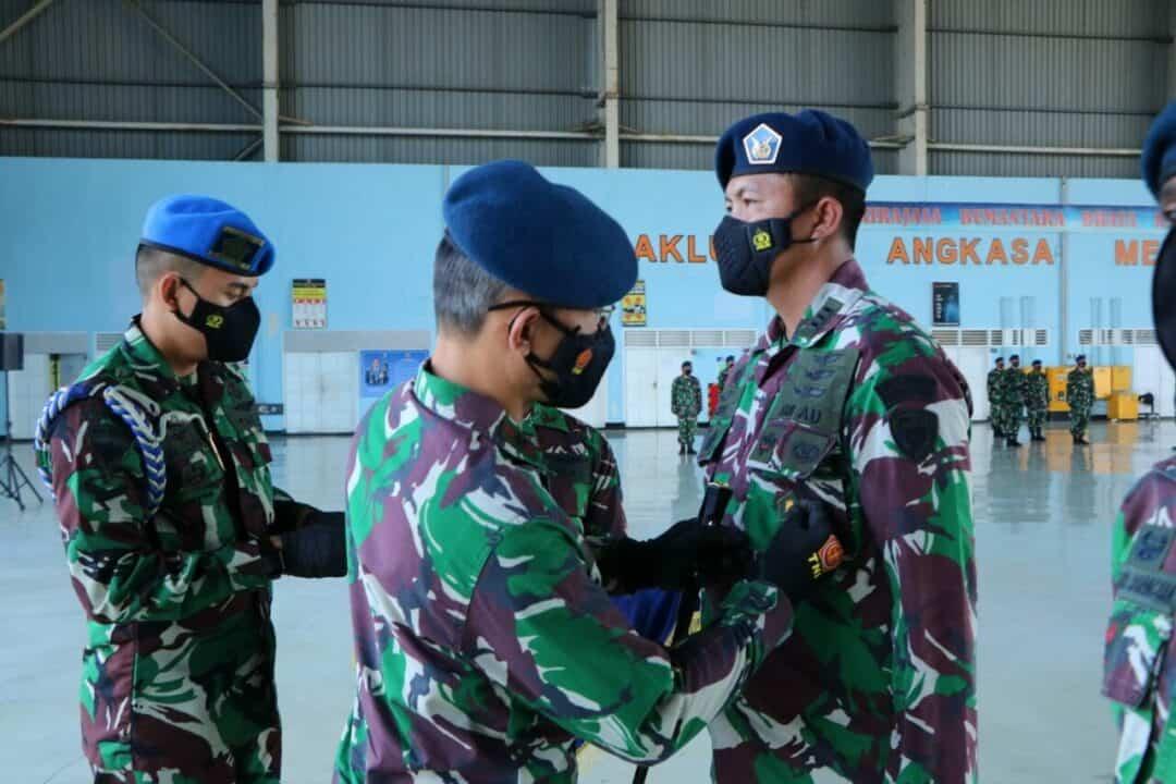Pembukaan Dikkualsus Khusus JMU, Load Master, Dan Mission Operator Lanud Sultan Hasanuddin