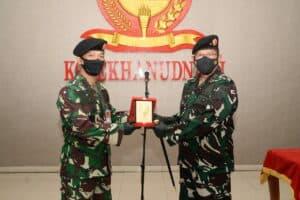 Jabatan Asops dan Aspers Kosekhanudnas I Diserahterimakan