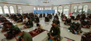 Lanud Sultan Hasanuddin Laksanakan Doa Bersama Peringati HUT TNI AU Ke-75