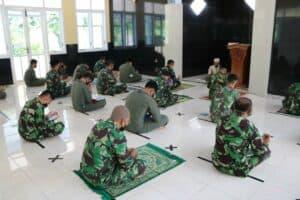 Warnai Ramadhan Dengan Doa Bersama Di Lanud Iswahjudi