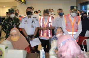 Penerapan G Nose C 19 Di Bandara Husein Sastranegara