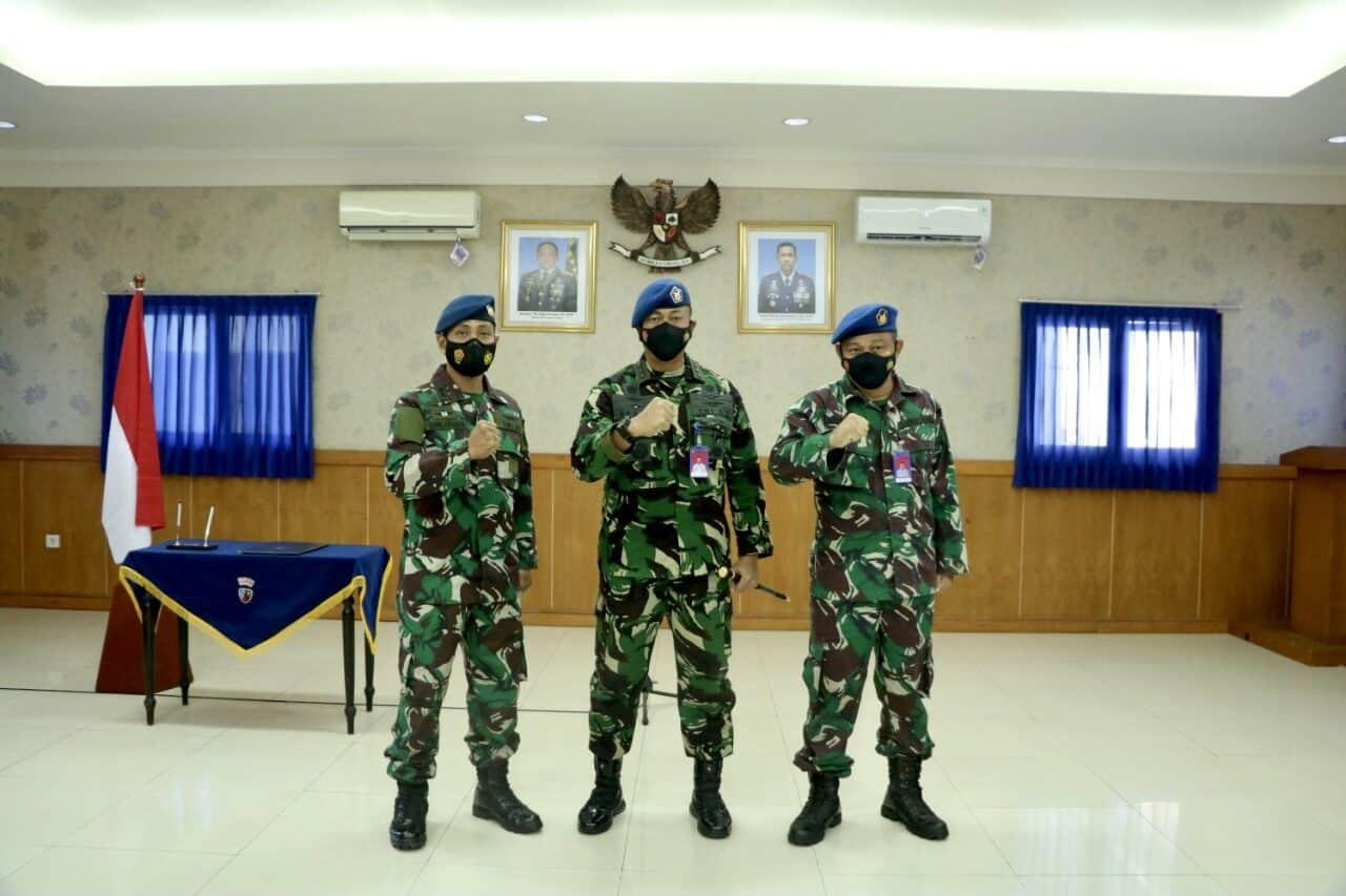 Letkol Kal Onni Ananda Jabat Kadislog Lanud I Gusti Ngurah Rai