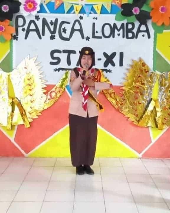 Pelajar SMK Angkasa Tasikmalaya Raih Juara 1 Lomba Menyanyi Tingkat Penegak Putera Se Jawa Barat