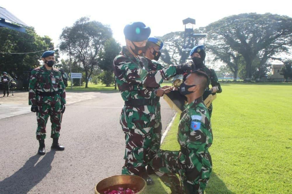 490 Siswa Ucapkan Janji Siswa Pada Pembukaan Pendidikan Semata PK TNI AU Angkatan Ke-81