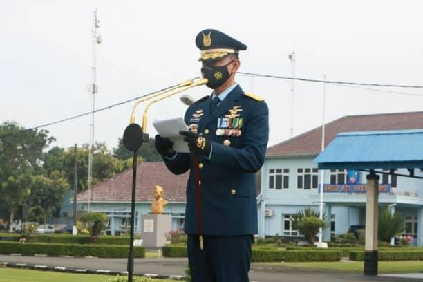 "Kasau: ""TNI Angkatan Udara Harus Senantiasa Mampu Beradaptasi Dengan Segala Perkembangan Yang Terjadi"""