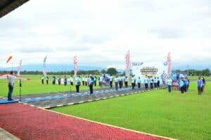 Danlanud Sulaiman Buka Kejuaraan Lomba Aeromodelling Kapuspotdirga Cup