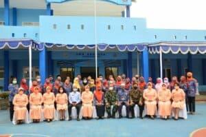 Peresmian Gedung Lantai 2 SMK Angkasa Lanud Sulaiman