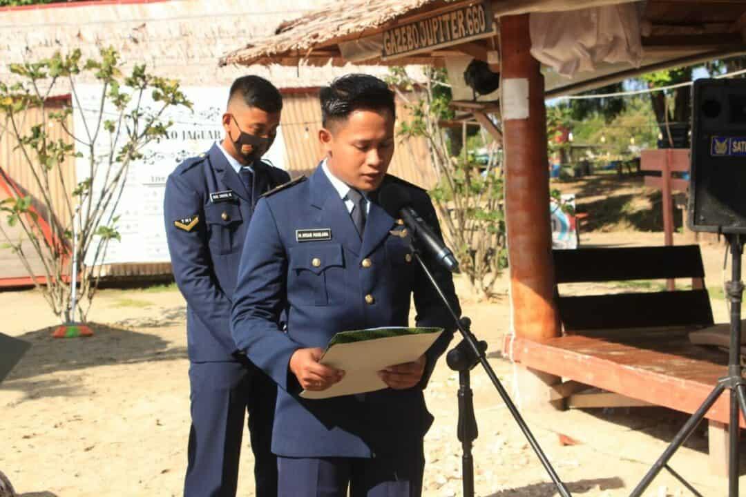 Doa Bersama Setelah HUT TNI AU