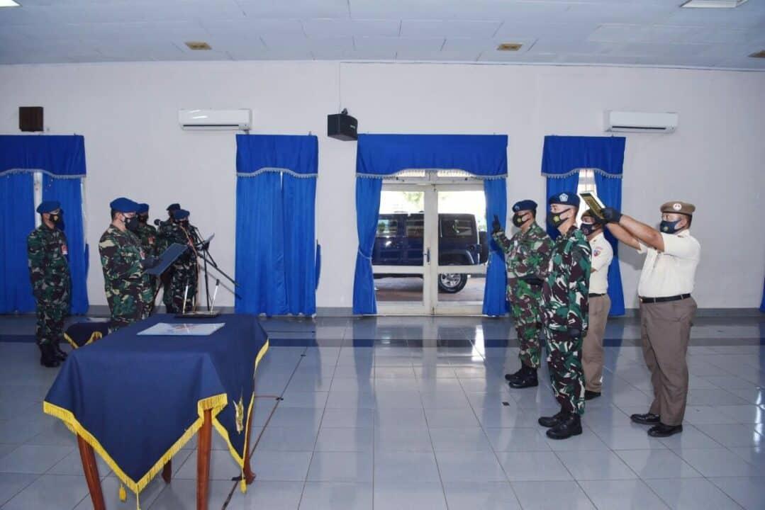 Danlanud Halim Pimpin Penandatanganan PaktaIntegritas Rekrutmen Calon Prajurit TNI AU
