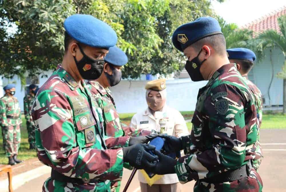 Perwira TNI AU Dibekali Kursus Binteman dan Binpers