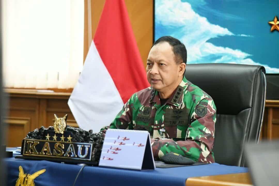 Seminar Nasional Seskoau, Kasau: TNI AU Berikan Kemampuan Terbaik untuk Antisipasi Acaman Udara di Wilayah ALKI I