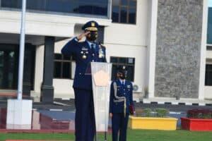 PERINGATAN HUT KE-75 TNI ANGKATAN UDARA DI KOSEKHANUDNAS III