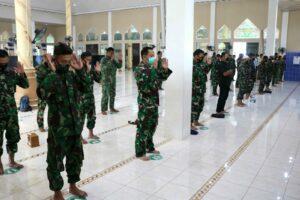 Duka Nanggala 402, Lanud Sjamsudin Noor Kumandangkan Doa Untuk 53 Awak KRI Nanggala-402