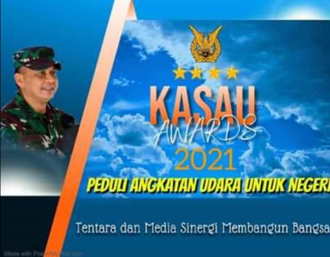 Kasau Award 2021, Tiga Media Cetak/Online dan dua Media Televisi Jadi Yang Terbaik
