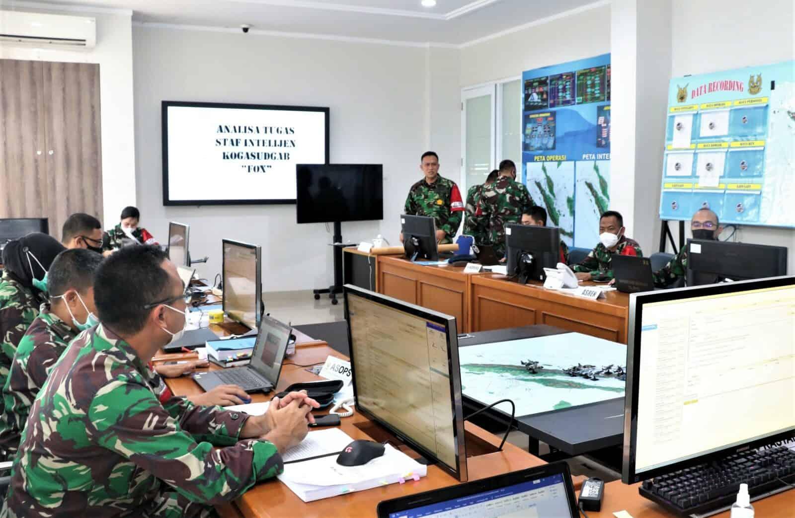 177 Perwira Siswa Ikuti Latihan Posko OYU Matra I