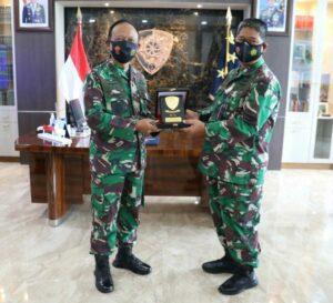 Pangkoopsau I Pimpin penyerahan Jabatan Sahli Bidang Air Power
