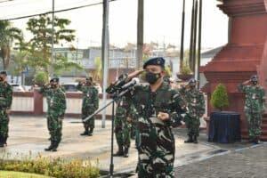 Jelang HUT TNI AU, Lanud Iswahjudi Laksanakan Ziarah TMP