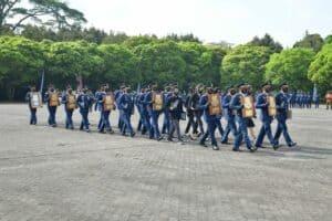 HUT 75 Tahun TNI AU Kasau Serahkan Hadiah Pemenang Kasau Award dan Lomba Antar Satuan