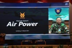 Seminar Internasional Air Power, Transformasi Air Power Guna Mewujudkan TNI Angkatan Udara yang Disegani di Kawasan
